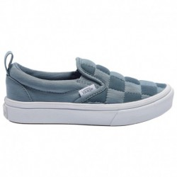 Gray Slip On Vans Sale Vans Slip On Comfycush - Girls' Preschool Gray/Gray | Autism Awareness