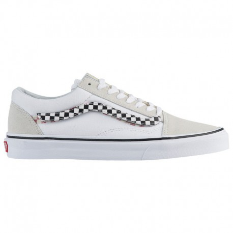 Vans Old Skool Birch True White Vans Old Skool - Men's True White/True White