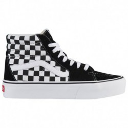 Buy Discount Vans Shoes Vans Sk8-Hi Platform 2.0 - Women's Checkerboard/True White
