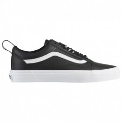 leather vans old skool black vans old skool black leather vans old skool men s black leather