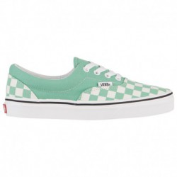 Vans Era Neptune Green Vans Era - Women's Neptune Green/True White | Checkerboard