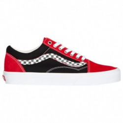 vans old skool racing red black racing red vans old skool vans old skool men s racing red black sidestripe omu pack