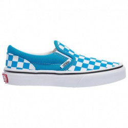 cheap checkerboard slip on vans checkerboard slip on vans cheap vans classic slip on boys toddler carribbean sea true white che