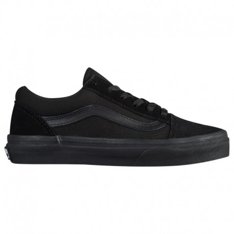 Vans Old Skool Black Vans Old Skool - Boys' Preschool Black/Black