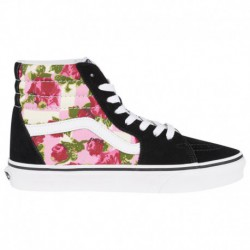 vans romantic floral sk8 hi vans patchwork sk8 hi multi true white vans sk8 hi women s multi true white romantic floral