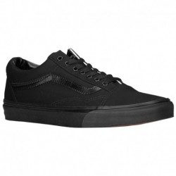 Vans Old Skool Black Black Vans Old Skool - Men's Black/Black