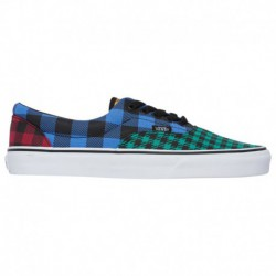 vans era plaid shoes vans era leather plaid vans era men s multi plaid what the buffalo