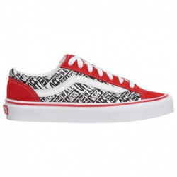 vans old skool red black white vans old skool red white black vans old skool race rpt boys grade school red white black