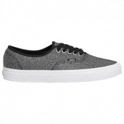 Vans Authentic Checkerboard Black White Vans Authentic - Men's Black/white | ALIEN SKIN
