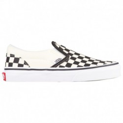 vans classic slip on checkerboard true white true white womens vans classic slip on white vans classic slip on boys preschool b