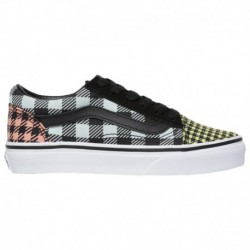 best old skool colorways cheap old skool vans for sale vans old skool boys preschool blue yellow pink plaid