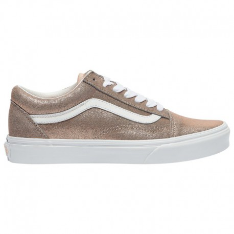 Vans Old Skool Gold Rose Vans Old Skool - Women's Rose Gold/Rose Gold