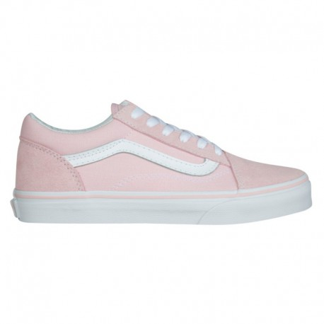 Vans Old Skool Chalk Pink True White Vans Old Skool - Girls' Preschool Chalk Pink/True White