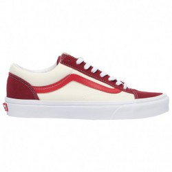 Vans Style 36 Red Vans Style 36 - Men's Red/Poinsettia
